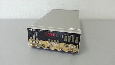 Hpagilent 8116a Pulse Generator