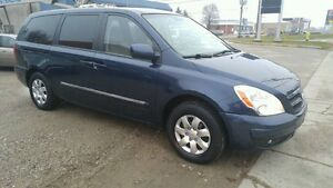 2007 Hyundai Entourage Van - Certified and E-Tested ONLY $3300