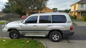 1998 Toyota landcruiser GXL Endeavour Hills Casey Area Preview