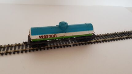 Model Railway 00/H0 Wesson Chemical Fuel Tanker