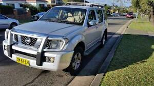 2006 Nissan Pathfinder Wagon Mount Lewis Bankstown Area Preview