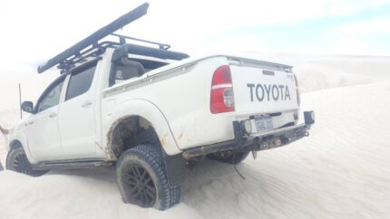 Toyota hilux ARB REAR BAR