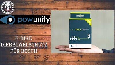 E-Bike Diebstahlschutz Powunity BikeTrax für Bosch GPS Tracker