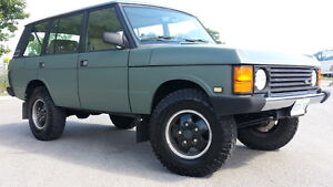 1995 Land Rover Range Rover Classic County LWB SUV, Crossover