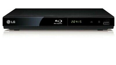 LG All Multi Region Free DVD and Region Zone B Blu-Ray Player