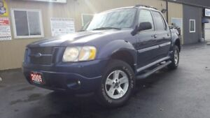 2005 Ford Explorer Sport Trac XLT COMFORT-SUNROOF-TONNEAU COVER-