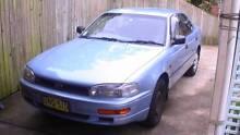 1997 Toyota Camry Sedan Windale Lake Macquarie Area Preview