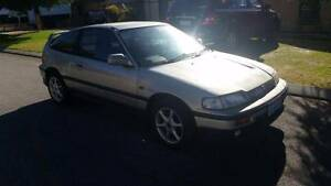 1988 Honda CRX Coupe Carramar Wanneroo Area Preview