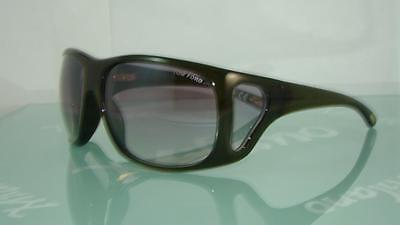 Tom Ford Kennedy TF 14 769 Olive Green Sunglasses Gradient Lens Size 62