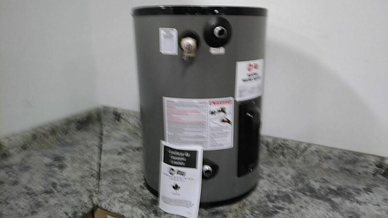 Rheem-Ruud EGSP15 15 Gal 120V 1500W 150 Max PSI Electric Water Heater (C)