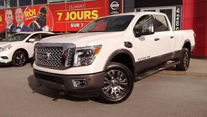 2016 Nissan Titan XD PLATINE RESERVE / 4 X 4 / GPS / CUIR / CAME