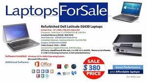 Refurbished Dell Latitude E6430 Laptops Regents Park Auburn Area Preview