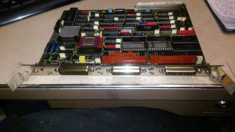Siemens Circuit Board PCB 6FX1132-8BB01 _ 6FX11328BB01 _ 570 328 9102 Rev D