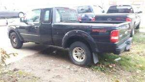2010 Ford Ranger 4 DOOR - CERTIFIED