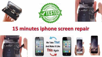 Best prices  iPhone repairs in 15 minutes