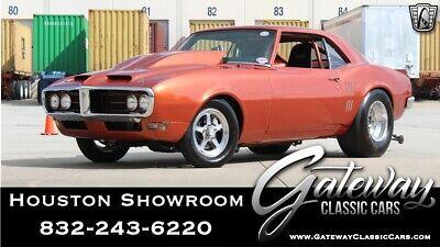 1968 Pontiac Firebird  Orange 1968 Pontiac Firebird Coupe 565 CID V8 2 Speed Automatic Available Now!