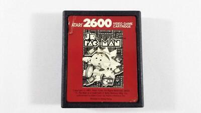 Jr. Pac-Man (Atari 2600, 1984) Cart Only