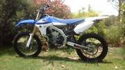2013 YAMAHA YZ 450 (AS NEW) Kingaroy South Burnett Area Preview