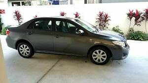**2009 Toyota Corolla** AUTO - REGO - RWC- LOW KS - ECONOMICAL Labrador Gold Coast City Preview