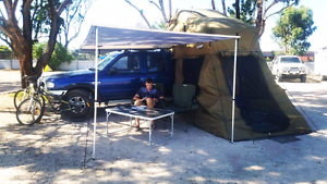 Mazda Bravo 2006 diesel fully kitted 4x4 camper ! Adelaide CBD Adelaide City Preview