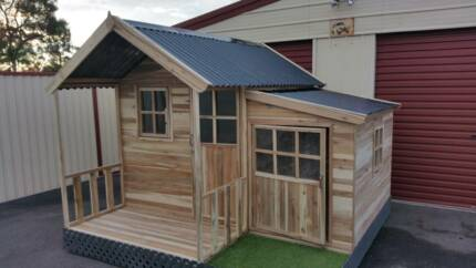 Tuff Cubbies (Melbourne only) Manor Timber Kids Cubby House Toy. Maribyrnong Maribyrnong Area Preview