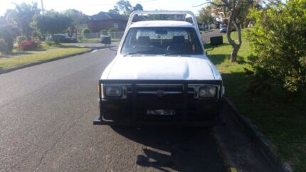 Toyota hilux 97 long rego  Liverpool Liverpool Area Preview