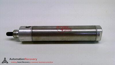 Bimba 093-dn Air Cylinder Single Acting 1-16 Bore 3 Stroke 218905