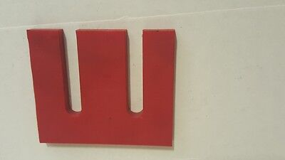 Nifty Lift Part Number P10756 Plate - Wear Pad 8mm Thick