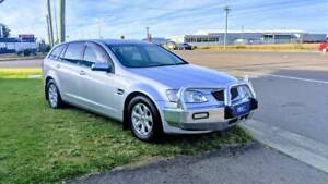 2012 Holden Commodore Omega Sportswagon – TOP CONDITION! Garbutt Townsville City Preview