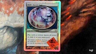 MTG R&D's Secret Lair Foil NM Magic the Gathering