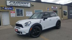 2014 MINI Cooper Countryman S-AWD-PREMIUM & STYLE PACKAGES-BLUETOOTH