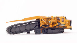 TWH 086-09002 Vermeer T1255 Commander Track Trencher Die-cast 1/50 O scale MIB