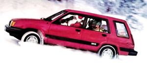 Looking for Toyota Tercel 4WD 1983-1987