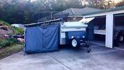 Camper trailer / Tradesman's trailer Dayboro Pine Rivers Area Preview