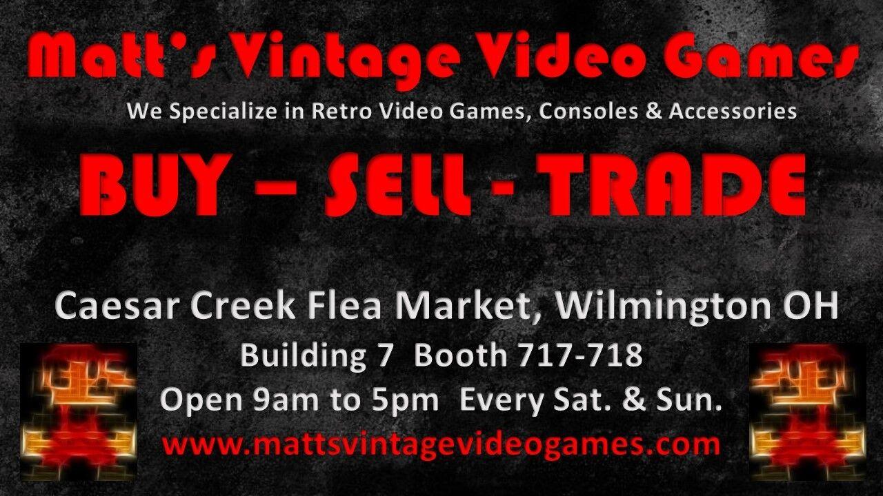 Mattsvintagevideogames.com