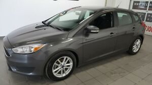 2016 Ford Focus SE, bluetooth, régulateur