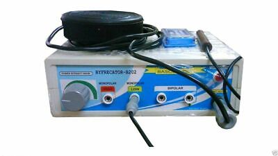 New Electrocautery Byfricator With All Standard Accessories Free Expedite Ship