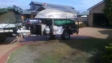 OF ROAD CAMPER TRAILER and DINGHY FOR SALE Mindarie Wanneroo Area Preview