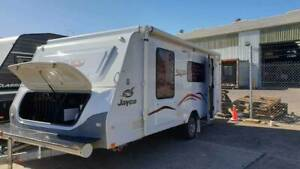 JAYCO JOURNEY POP TOP Cardiff Lake Macquarie Area Preview