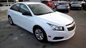 2012 Chevy Cruze **CERTIFIED**
