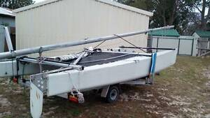 16 foot catamaran Woy Woy Gosford Area Preview