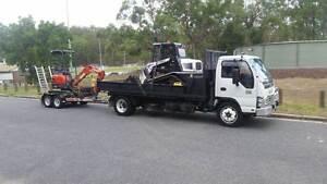 Bobcat & Excavator Combo Brisbane & Bayside