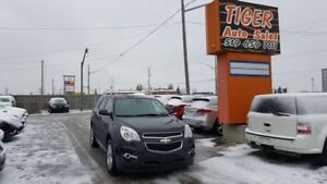 2013 Chevrolet Equinox LT**ONLY 68KMS**LEATHER**4 CYLINDER**CERT