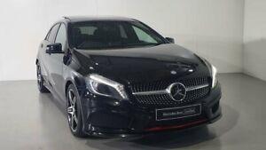 2013 Mercedes-Benz A-Class W176 A250 D-CT Sport Black 7 Speed Sports Automatic Dual Clutch Hatchback Granville Parramatta Area Preview