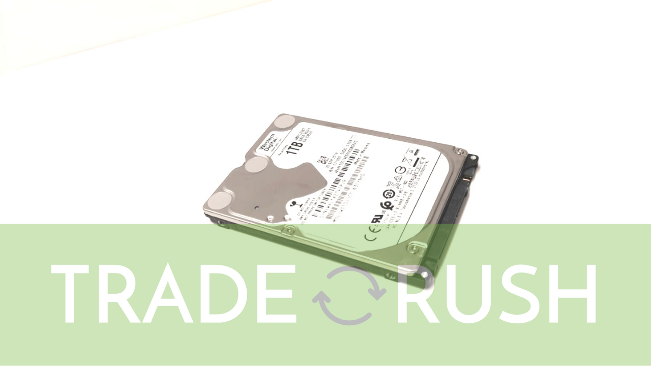 Western Digital 1TB Festplatte 2,5 Zoll (WD10JUCT-63CYNY0) SATA 3GB/s