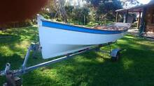 14foot locally build rowing skiff Wangary Lower Eyre Peninsula Preview