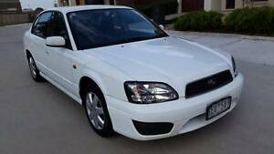 MINT! 2003 Subaru Liberty AWD - Auto - 1 Owner - Reg+RWC Coburg North Moreland Area Preview