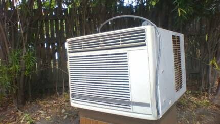 Air Conditioner Built In Wall House Cooling Climate Control Aitkenvale Townsville City Preview