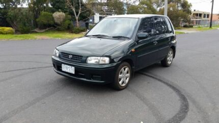 Mazda 121 Automatic Low km With Long Rego & RWC DRIVEAWAY