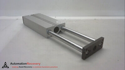 Parker P5t-j032dhfd200 Pneumatic Guided Cylinder Slide New 267474